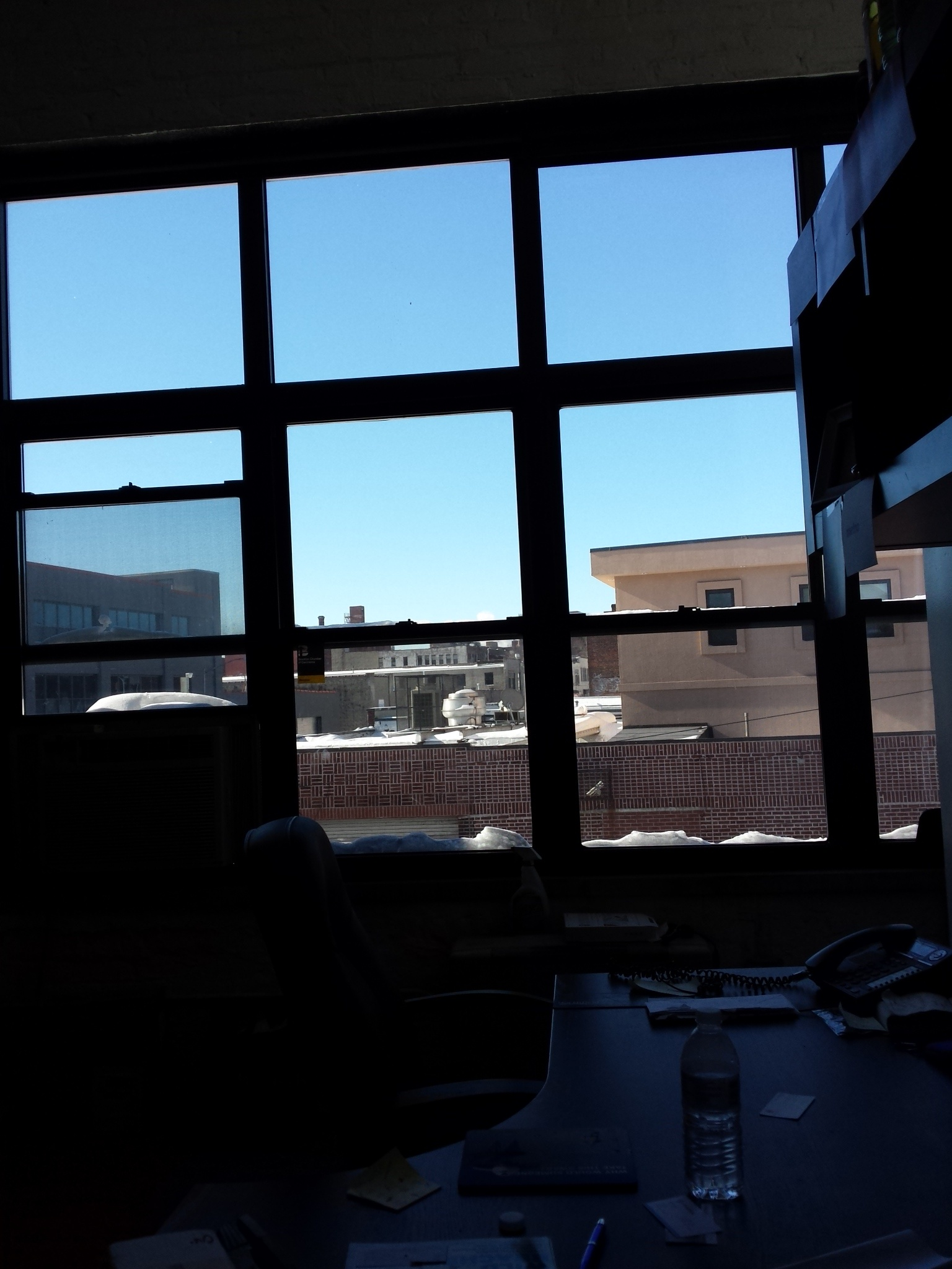 Highbrid Window