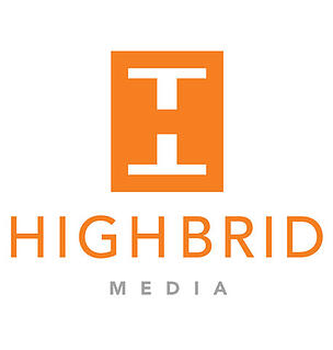 highbrid media logo