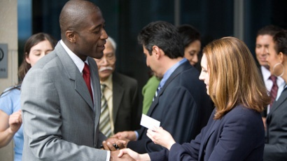 The Power Of Business Networking Flash