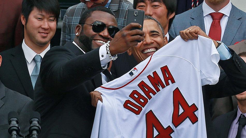 Ortiz Obama Selfi