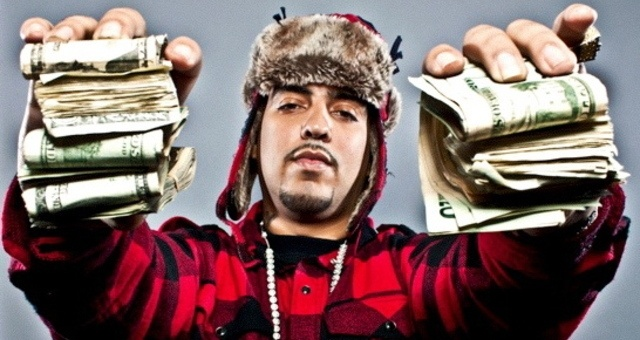 Rapper French Montana